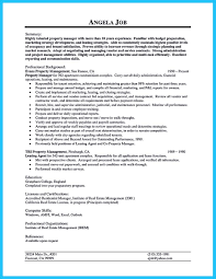 Resumes For It Jobs by Writing A Great Assistant Property Manager Resume