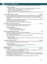 District Manager Resume Sample by Retail Resume Examples Resume Professional Writers