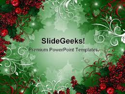 free christmas powerpoint templates presentation magazine
