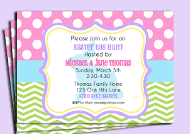 easter brunch invitations easter invitation printable or printed with free shipping
