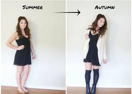 summer to fall transition tips flurt