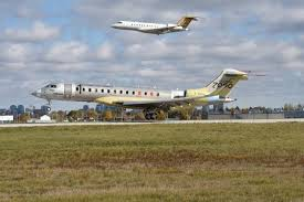 Kansas global business travel images Bombardier 39 s global 7000 makes first flight the wichita eagle