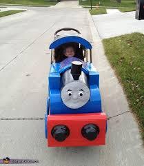 Train Halloween Costume Thomas Train U0026 Driver Costume Photo 3 4