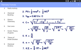 chemistry formula android apps on google play