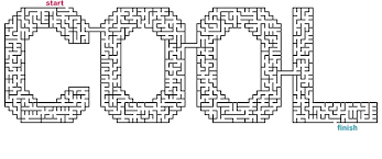 mazes print word mazes