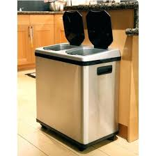 commercial kitchen trash can medium size of furniture recycling