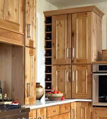image of built in wine rack kitchen cabinet designs ideasunder