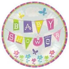 baby shower supplies online baby shower plates and napkins pinbrowser