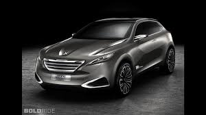 peugeot concept cars peugeot sxc concept car