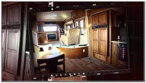 5th wheel front living room toy hauler front living room fifth
