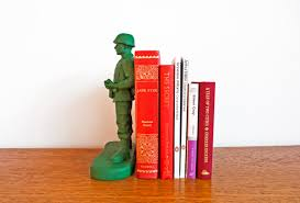 Book End Home Guard Doorstop U0026 Bookend Giant Toy Soldiers