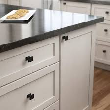 kitchen cabinet knobs black and white black cabinet knobs at lowes