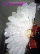 ostrich feather fans buy ostrich feather fan and get free shipping on aliexpress