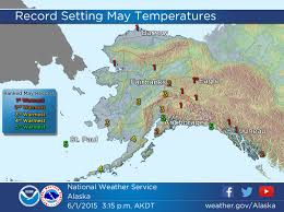 Alaska On The Map by Community Collaborative Rain Hail U0026 Snow Network June 2015