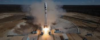 soyuz 2 1 launches maiden mission from vostochny nasaspaceflight com