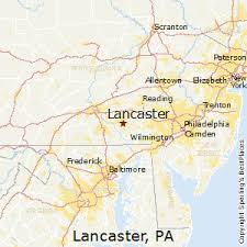 map of lancaster pa best places to live in lancaster pennsylvania