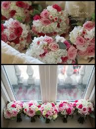 wedding flowers surrey pretty pink wedding flowers