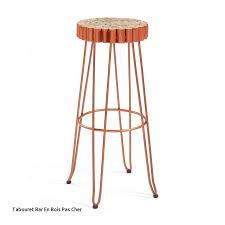 chaise de bar maison du monde chaise bar maison du monde tabouret de bar indus en manguier et