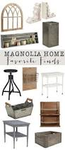 Joanna Gaines Magazine Friday Favorites Magnolia Home Decor Joanna Gaines Industrial