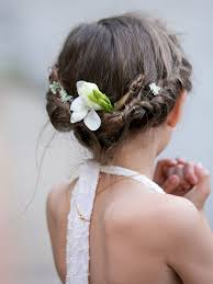 flowergirl hair 14 adorable flower girl hairstyles