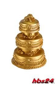 goldene hochzeitstorte deko hochzeitstorte rund gold hbs24