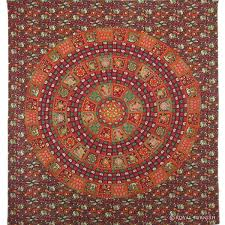 Wall Tapestry Hippie Bedroom Indian Mandala Dorm Room Decor Hippie Tapestry Wall Hanging Bed