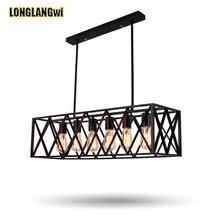 Black Chandelier Lamps Popular Rectangle Black Chandelier Buy Cheap Rectangle Black