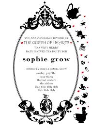 baby gruffkins an alice and wonderland tea party baby shower