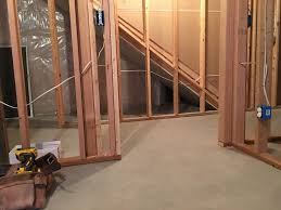 Remodeling Basement Stairs by Stair Remodeling Wood Stairs
