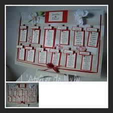 idã e plan de table mariage plan de table blanc fait décoration de salle
