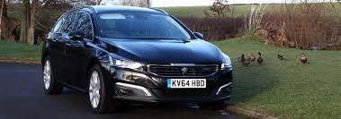peugeot 508 2018 2015 peugeot 508 sw u2013 real world review carwow