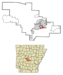 bauxite arkansas wikipedia