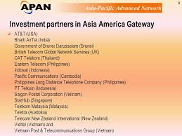 international network services philippines new trans pacific cable systems and potential opportunities ppt