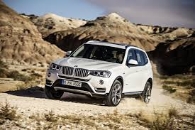 the next bmw x3 might spawn a 500 horsepower m tuned model