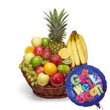fruit basket delivery get well fruit basket gift delivery at send flowers