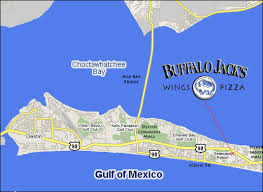 destin map buffalo s legendary wings map