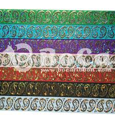 paisley ribbon 7 8 starts foil paisley ribbon top quality welcome custom orders