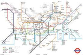 underground map underground map print allposters co uk