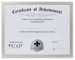 document frame 11x14 dual use gold aluminum document frame contemporary