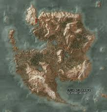 The Witcher 3 World Map by Ard Skellig Map The Witcher 3 Wild Hunt Maps U0026 Quests