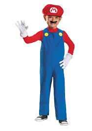 Tween Girls Mario Costume Toddler Mario Costume