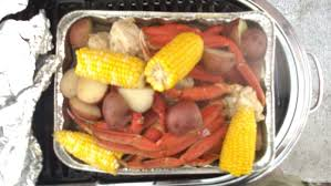 modern southern cook low country boil