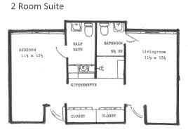 residential plan martha franks residential living