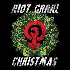 christmas cd riot grrrl christmas cd cleopatra records store