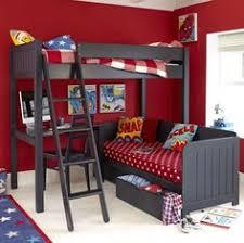 chambre garcon et fille ensemble l ensemble lit avec banquette clic clac janik pratique dans une
