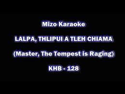 Mizo Karaoke A Saw Raltiang Tlangah The Old Rugged Cross Mp3