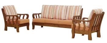 wood settee furniture home design