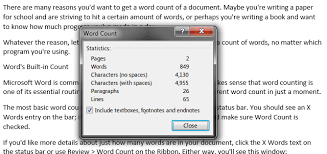 Count Word In Document 3 Free Word Count Tools For Pdf Office And Text Files