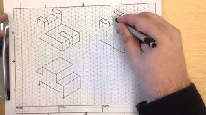 a b intro to engineering activity 2 1 isometric sketching