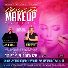 master makeup classes all about makeup bazaar tickets wilmington de